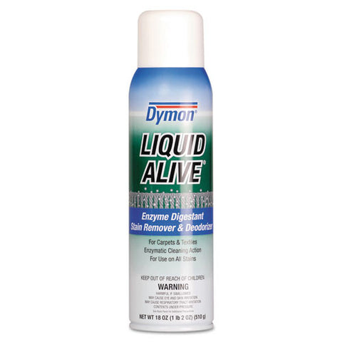 LIQUID ALIVE Carpet Cleaner/Deodorizer (12/Case)-Itw Pro Brands-T-Ray Specialties