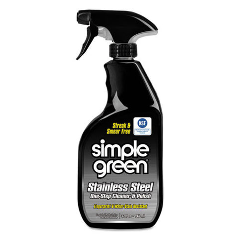 Stainless Steel One-Step Cleaner & Polish (12/Case)-Sunshine Makers Inc.-T-Ray Specialties