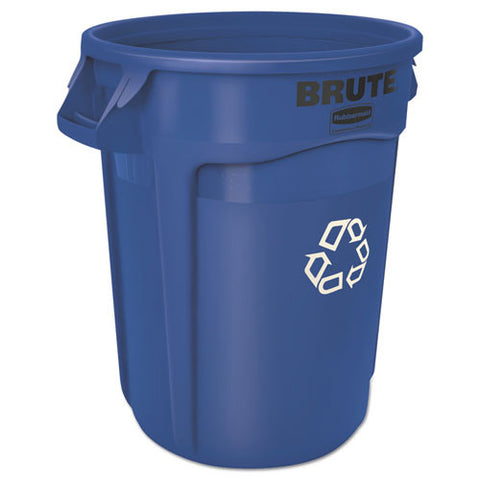 Brute Recycling Container (6/Case)-Rubbermaid Commercial Products-T-Ray Specialties