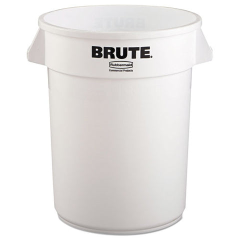 Round Brute Container (6/Case)-Rubbermaid Commercial Products-T-Ray Specialties