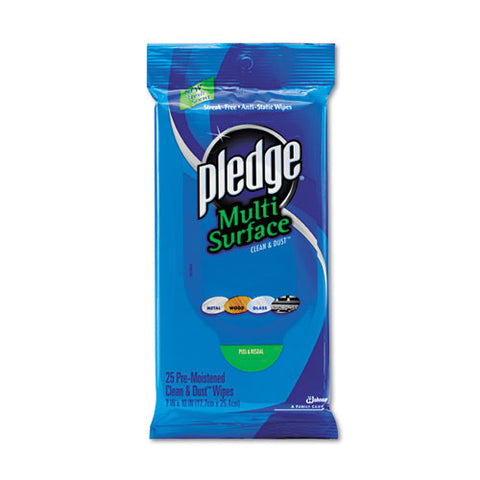 Multi-Surface Cleaner Wet Wipes (12/Case)-Diversey-T-Ray Specialties