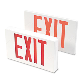 LED Exit Sign-Tatco-T-Ray Specialties