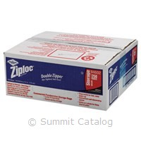 Ziploc Gallon Storage Bags (250/Case)-Diversey-T-Ray Specialties