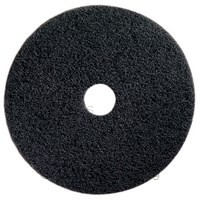"P/S 19"" Black Stripping Pad (5/Case)-Prime Source-T-Ray Specialties"