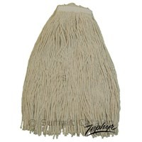 24oz. Cotton Mop Head (12/Case)-Zephyr MFG Co.-T-Ray Specialties