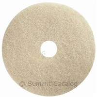 "P/S 19"" Burnishing Pad, Natural Hair (5/Case)-Prime Source-T-Ray Specialties"