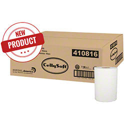 Cellysoft Hardwound Roll Towel 8x800 White (6/Case)-Sofidel America-T-Ray Specialties
