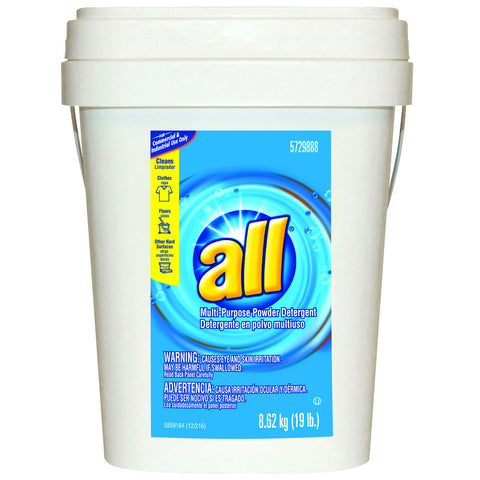 All-Purpose Powder Detergent (1/Case)-Diversey-T-Ray Specialties