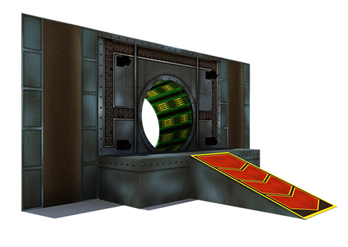 TNA Tunnel Entrance Set