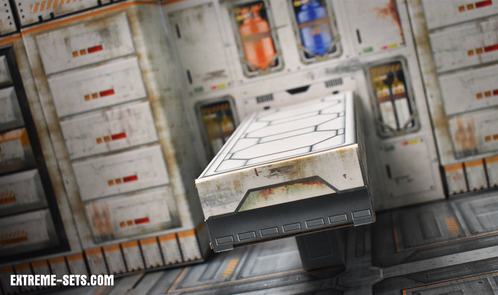 Sector 07 Docking Bay Pop-Up Diorama