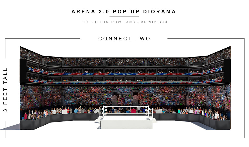 Arena 3.0 Pop-Up Diorama 1/12