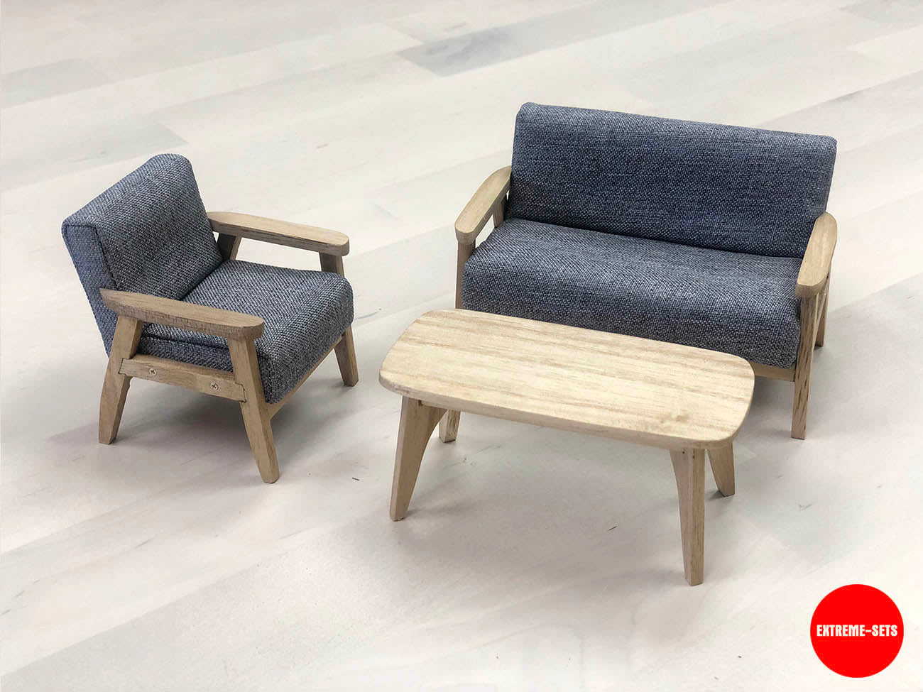 Modern Couch Set