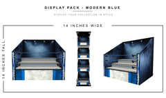 Modern Blue Display Pack