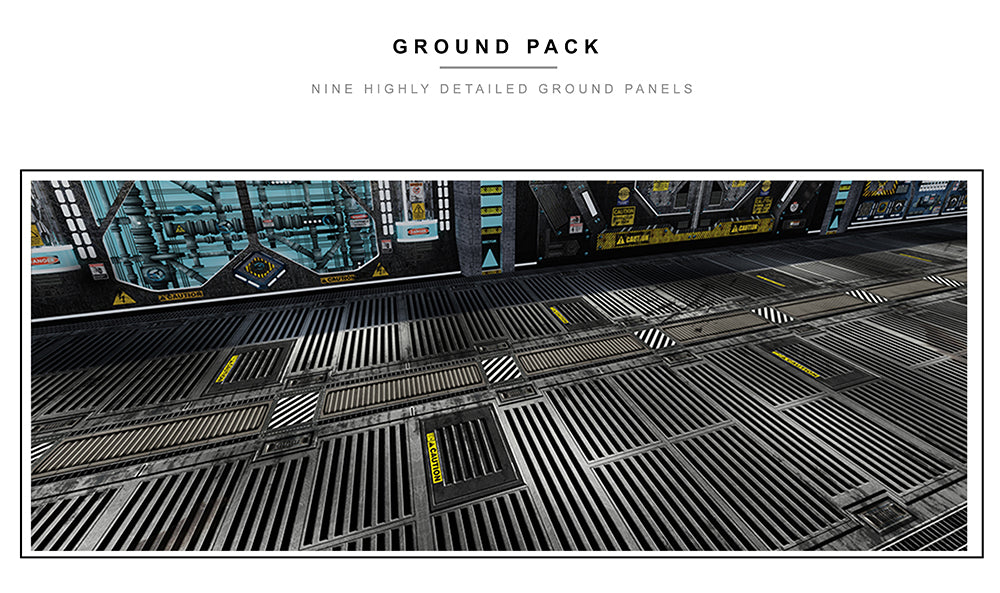 Ground Pack