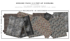 Ground Pack 2.0 Pop-Up Diorama