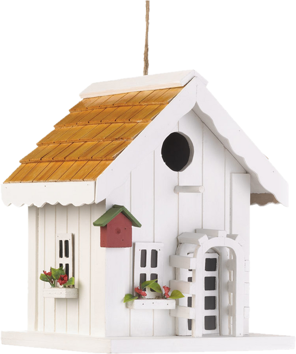 Coastal Birdhouse