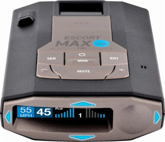 AWESOME RADAR DETECTOR