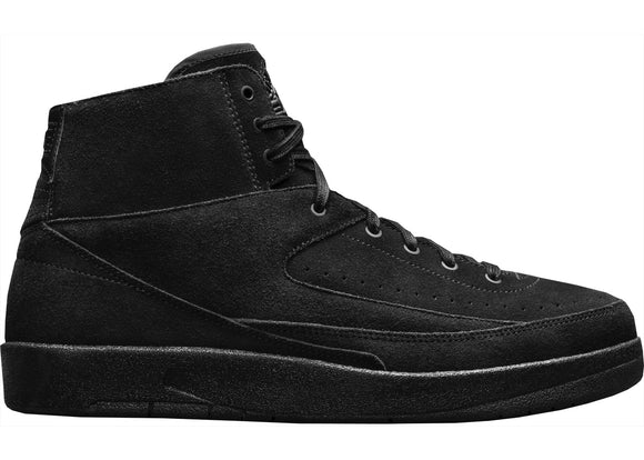 WE HATE FAKE JORDANS- NICE PLAIN SHOES: Jordan 2 Retro Decon Black Size 13 Available.