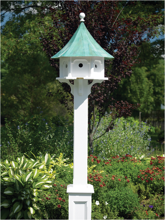 Lazy Hill Farm Carousel Birdhouse