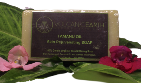 Tamanu Oil Soap™ 3.35 ounces or 95 grams