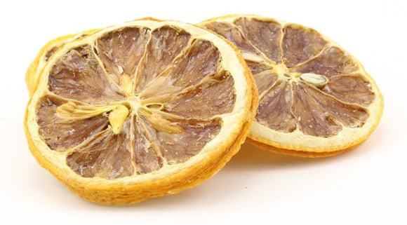 Dried Lemons 8 oz bag or 5 lb case