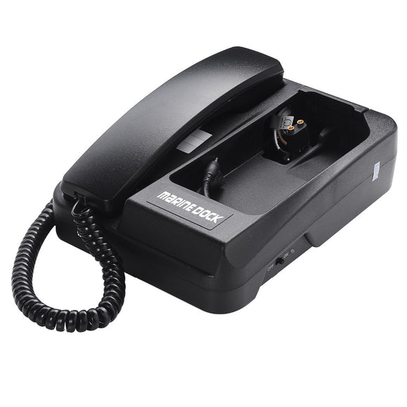 Maritime Isatphone Pro Docking Station With Active Antenna and 10M cable Maritime satellite phone isatdock ISD-190