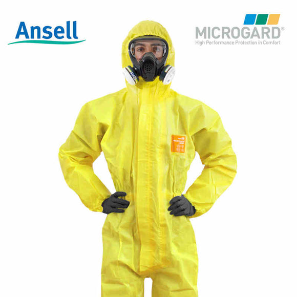 3000 chemicals protective clothing Whole-body sulfuric acid alkali safety coveralls mercury chemical protective site clothing