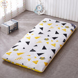 Student Mattress 6.5cm Thick Dormitory Super Soft Single Foldable Thickened Tatami Mat