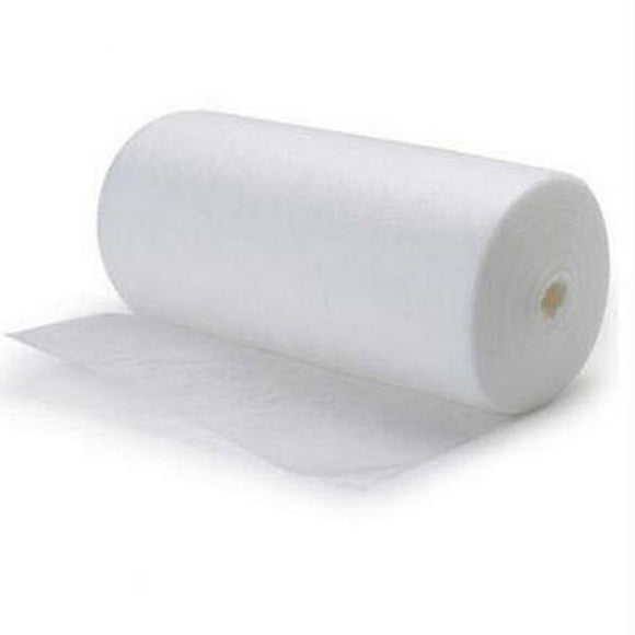 One-time Baby Flushable Biodegradable Disposable Cloth Nappy Diaper Bamboo Liners 100 Sheets 1 Roll 18cmx30cm for 3-15Kg Baby