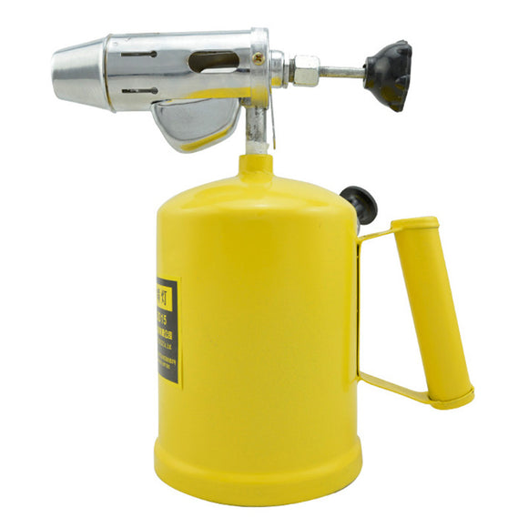 Flamethrower Gas Torch Gun of Petrol Spray Gun Capacity 2L/2.5L/3L/3.5L