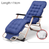 Treasure easy folding single siesta crs couch office lunch nap bed cot Chaise Lounge
