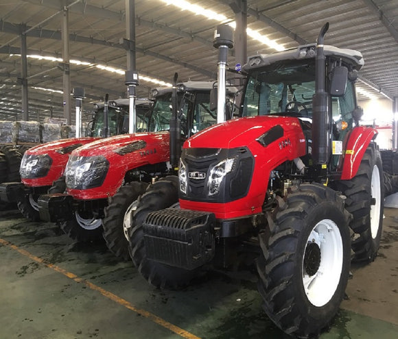 150hp Big Agriculture Tractors With Cab And Include Air Condition