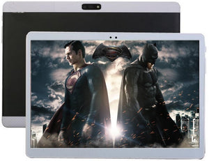 10 Inch Android 4.4 Octa Core 4GB RAM 64GB ROM Tablet pc with dual sim WiFi FM IPS GPS