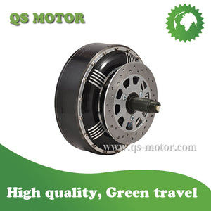 8000W  Single Shaft Electric Car Hub Motor for 4 x100mm, 5x114.3mm rims- NO TRANSMISSION NEEDED