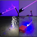 ALL NEW LASER KIT 1.2W- 5W Blue Laser Pointer EVERYTHING INCLUDED Easy and Affordable