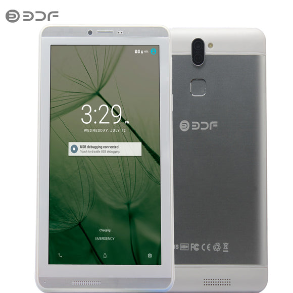 2018 New 7 Inch Android 6.0 Quad Core 3G Phablet