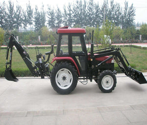 Tractor Front End Loader And Backhoe can fit to all Kinds Of Models