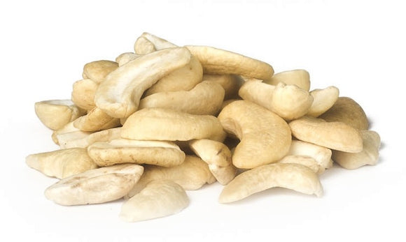 Raw Cashews Bulk 1lb, 5lb, 25lb