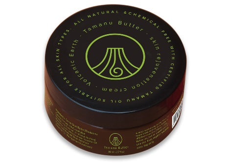 Tamanu Butter™ Skin Rejuvenating and and Healing Cream  2.7 ounces (80g) The World's most Healthy Skin Cream