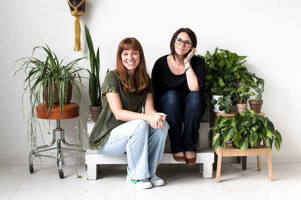 Meet the People Behind the Plants: Erin & Morgan, founders of House Plant Club