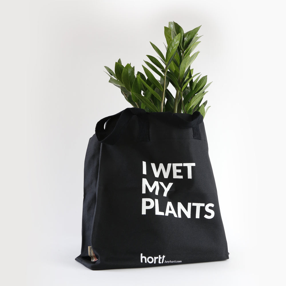 I Wet My Plants Tote