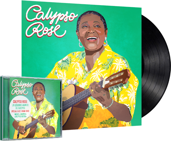 CALYPSO ROSE - FAR FROM HOME
