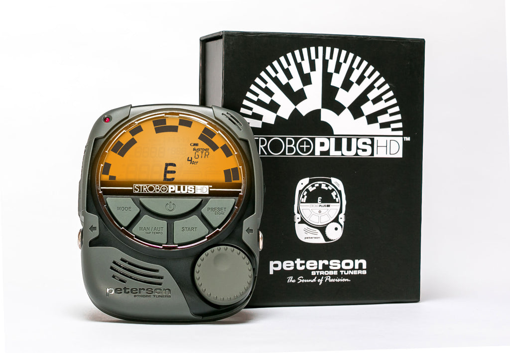 Peterson StroboPlus HD and StroboClip HD now available