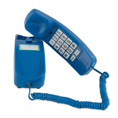 Corded Phone - Classic Blue