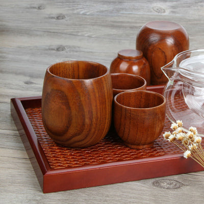 Wooden Tumbler Cups & Mugs