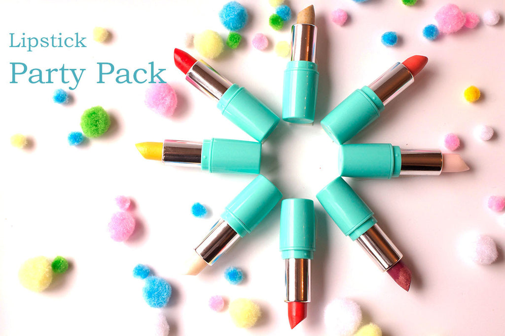 Small Party Pack - makes 20 lipsticks