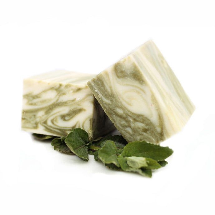 Milk and Mint Handmade Soap