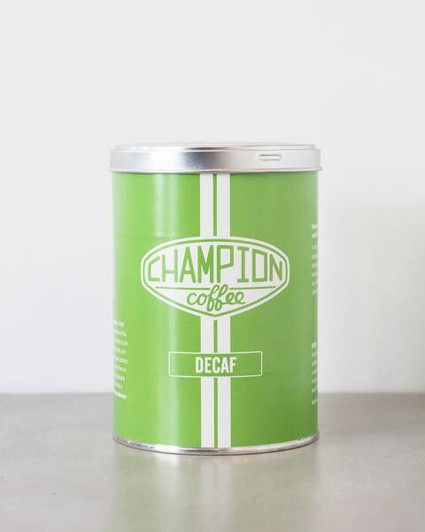 Champion Decaf