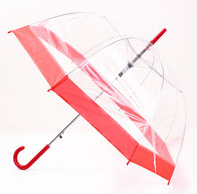 Yesello Plastic Transparent Umbrella