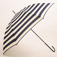 Yesello Striped Umbrella with UV Protection